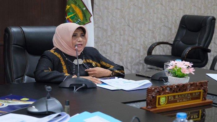 Walikota Rahma Bahas Cara Cegah Jual Beli Jabatan, Jadi Narasumber Webinar KPK