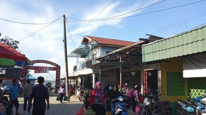 Situasi di Ibu Kota Baru RI Terkini Menegangkan, Sekelompok Orang Bawa Sajam Kumpul di Pelabuhan