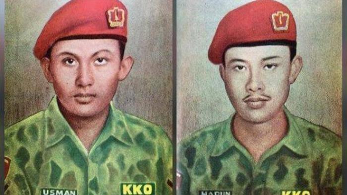 Hari Ini Dalam Sejarah, Singapura Eksekusi Mati Usman & Harun, Marinir Indonesia, Ini Kisahnya