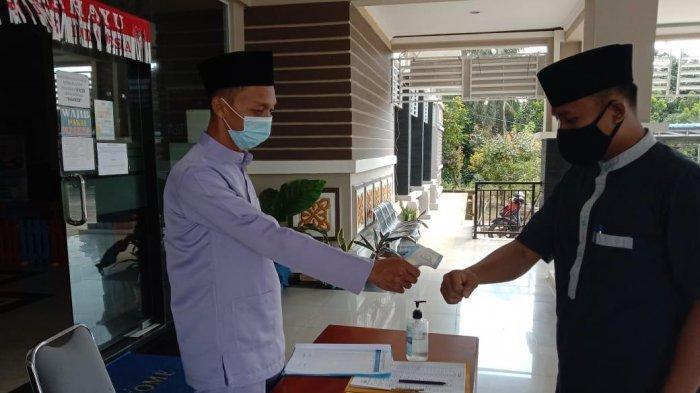 256 Kasus Covid-19 di Bintan, RSUD Tanjung Uban Tutup IGD, Camat Gunung Kijang: Semua Wajib Masker