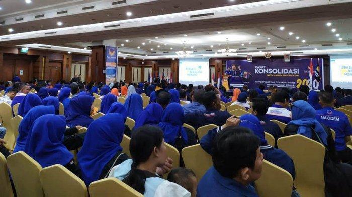 Pengurus Partai Nasdem Kepri Tunggu Keputusan DPP Terkait Nama yang Diusung dalam Pilkada