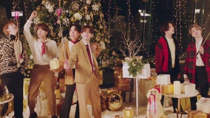 Download Lagu MP3 Dynamite Holiday Remix BTS, Lengkap Lirik Lagu dan Video Klip