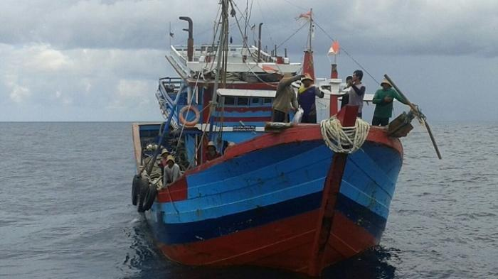 Kapal Nelayan Dibajak di Laut Aru, 2 ABK Tewas, 9 ABK Ceburkan Diri ke Laut Selamatkan Diri