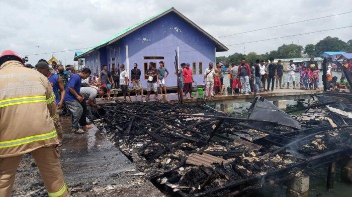 Korban Kebakaran di Tanjungpinang Butuh Bantuan, Syahrial: Habis Semua Barang Kami