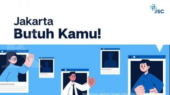 Cara Mendaftar Lowongan Kerja di Jakarta Smart City hingga 20 Januari 2021
