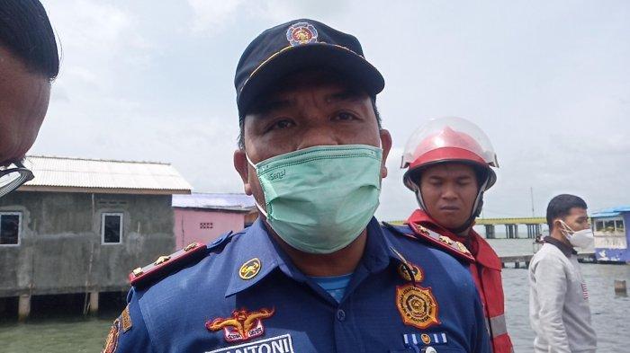Kebakaran Rumah di Tanjungpinang Diduga Akibat Korsleting Listrik