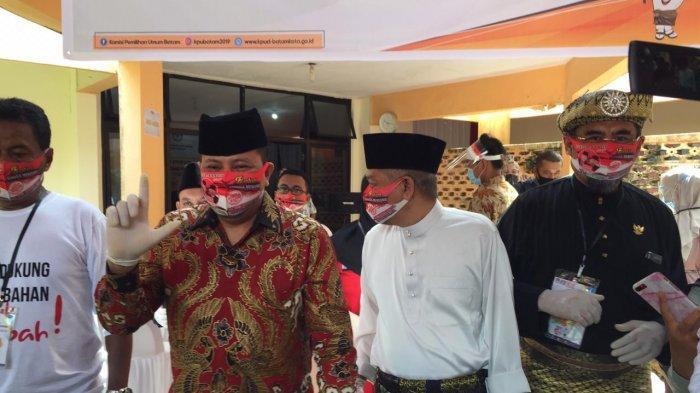 Pilkada Batam, Gugatan Lukita-Abdul Basyid Diterima MK, KPU Tunggu Jadwal Sidang