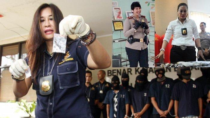 KOMPOL YUNI PURWANTI: Disuruh Memburu Narkoba, 12 Personel Polisi Ini termasuk Polwan Kompol Yuni Purwanti Malah Tertangkap Basah Pesta Narkoba di Kamar Hotel