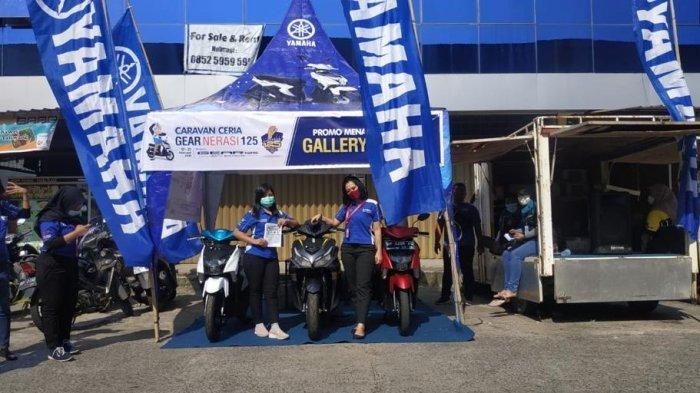 Yamaha Kepri Gelar Caravan untuk Yamaha Gear 125 di Batam, Simak Promonya di Sini