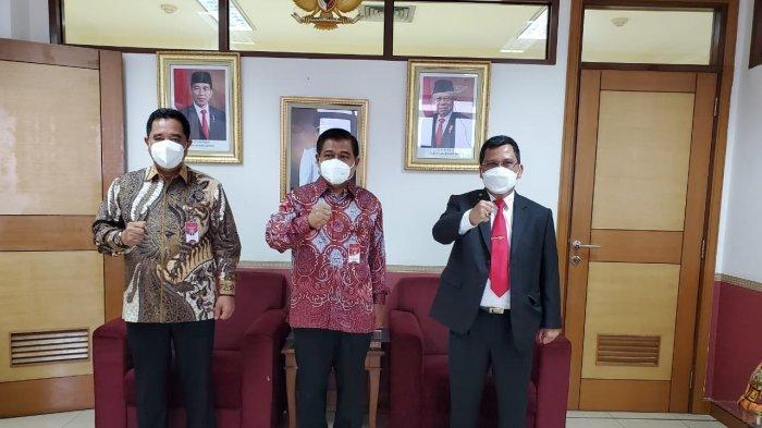 Pj Gubernur Kepri Suhajar Diantoro Balik ke Tanjungpinang, Ini Agenda Kerja Hari Pertama