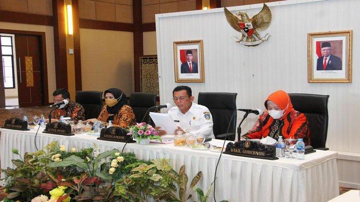 Gubernur Ansar Ahmad Rumuskan 5 Misi Pembangunan Kepri