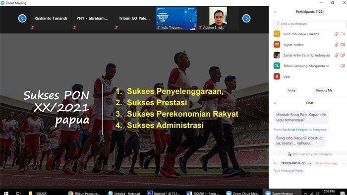 Papua Siap Gelar PON XX 2021