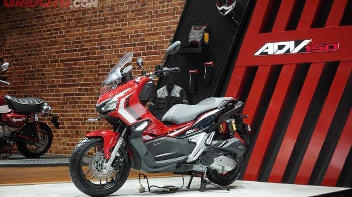 Honda ADV 150 Resmi Meluncur, Penjelajah Jalanan Dengan Fitur Canggih, Segini Harganya