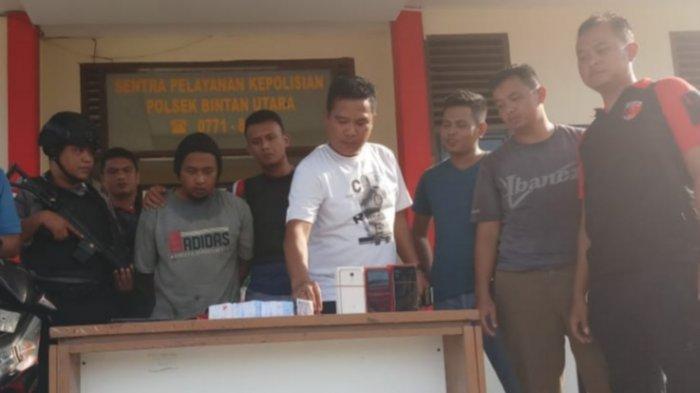 Baru Tiga Bulan Lalu Bebas dari Penjara, Hadi Saputra Curi Lagi, Ditangkap Kembali di Tanjunguban