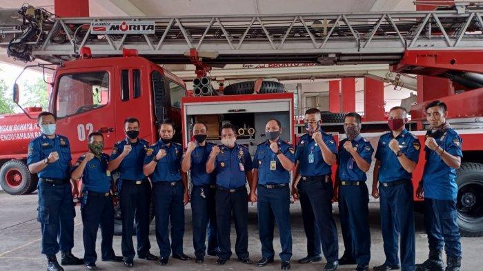 Kesiapan dan Tanggap Darurat Tim Pemadam Kebakaran BP Batam