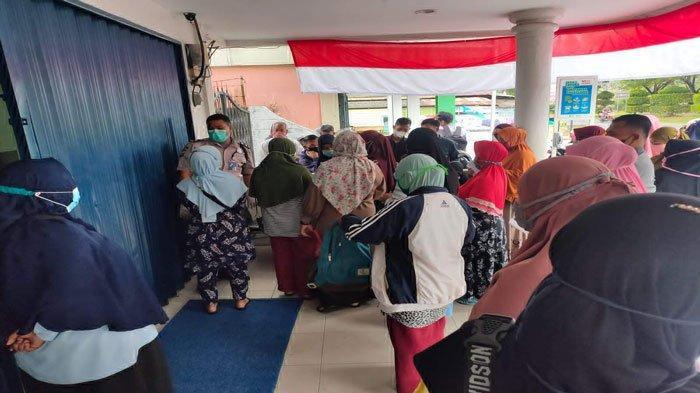 Lokasi Pencairan BLT di Natuna Rawan Jadi Tempat Penyebaran Covid, Ini Sebabnya