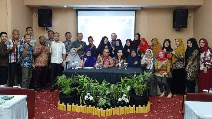 Dinkes Kepri Gelar Workshop Penyusunan Dokumen Perencanaan SDM