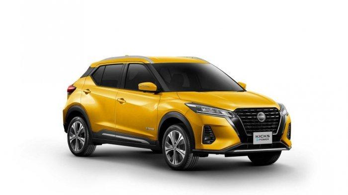 Nissan Kicks E-Power Tampil Lebih Gaya Dengan Warna Baru, Lebih Trendy dan Sporty
