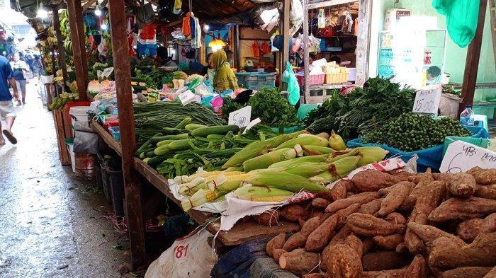 Harga sejumlah sayuran di Batam naik akibat tingginya permintaan.