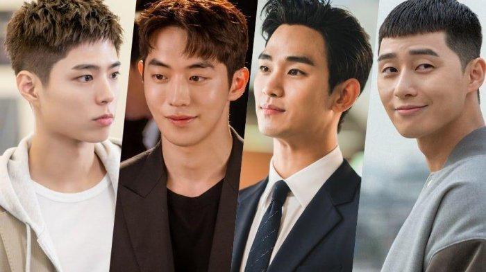 KALEIDOSKOP 2020 Aktor Korea Terbaik 2020, Ada Park Seo Joon Hingga Kim Soo Hyun