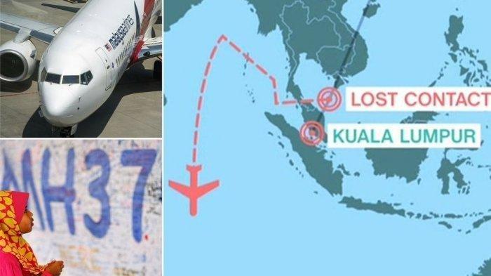 Ada Muatan Misterius Seberat 89 Kg atas Temuan BaruHilangnya Pesawat MH370
