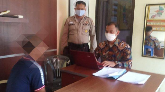 NARAPIDANA PROGRAM ASIMILASI - Seorang narapidana yang mendapatkan program asimilasi di rumah kembali dibekuk polisi. Sebanyak 190 narapidana Rumah Tahanan Negara (Rutan) Tanjungbalai Karimun mendapat program asimilasi.