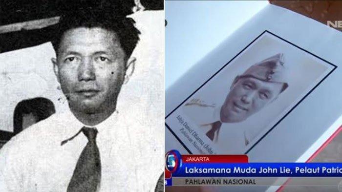 Asal-usul Nama KRI John Lie, Kini Dipakai dalam Pencarian Pesawat Sriwijaya Air SJ182