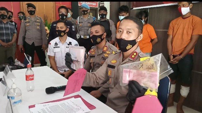 Anggotanya Ditangkap di Batam Karena Narkoba, Kapolres Tanjungpinang: Bila Terbukti, Pecat