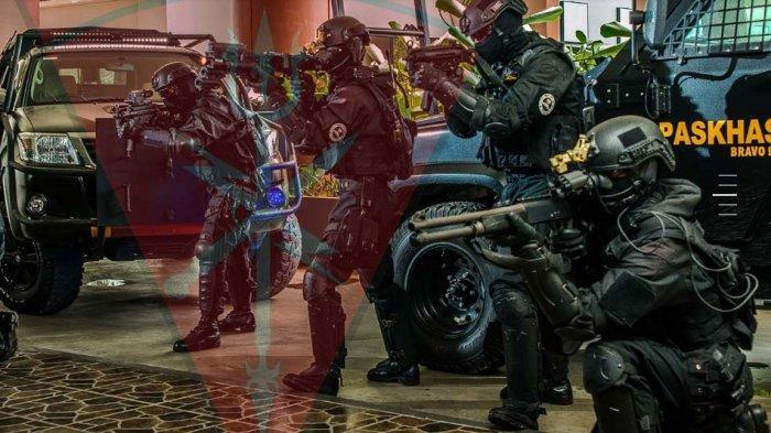Apa Itu Paskhas? Pasukan Khas TNI AU Baret Jingga, Baku Tembak dengan KKB Papua