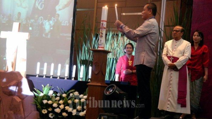 APA Itu Lilin Paskah? Inilah Maknanya Bagi Umat Katolik Saat Rayakan Kebangkitan Yesus Kristus