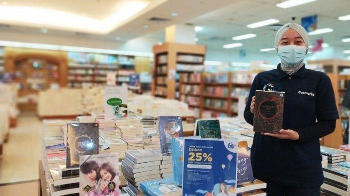 Promo Gramedia Batam, Diskon 25 Persen untuk Pembelian Buku Gramedia, Ini Syaratnya