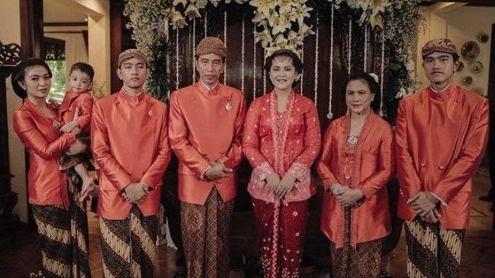 Buah Cinta Iriana dan Jokowi Punya Nama Unik, Joko Widodo Ungkap Arti Nama Anaknya: Kahiyang Rahasia