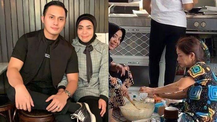 Jarang Tersorot, Lihat Pesona Ibu Fadel IslamiTak Kalah dari Muzdalifah, Mertua Disebut Lebih Segar