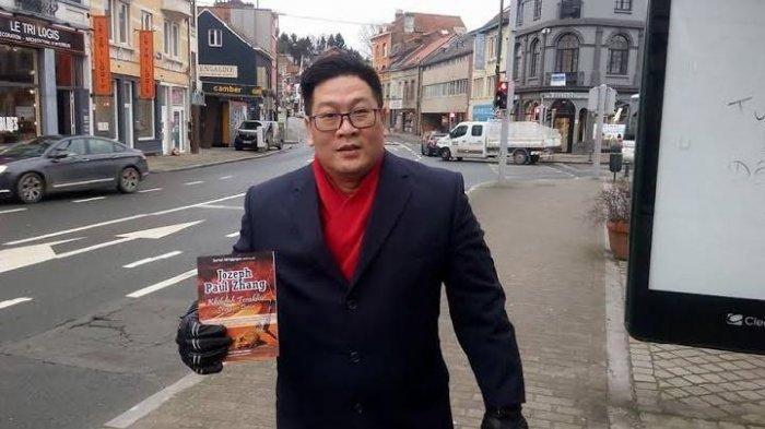 Ini Sosok Jozeph Paul Zhang Pria yang Ngaku Nabi ke-26 dan Menghina Nabi Muhammad Serta Umat Islam