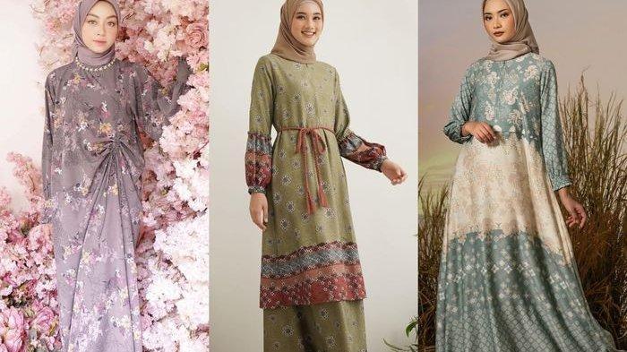 Tren Baju Lebaran 2021, Dress Lebaran Jadikan Penampilan Kian Elegan di Idul Fitri 1442 H