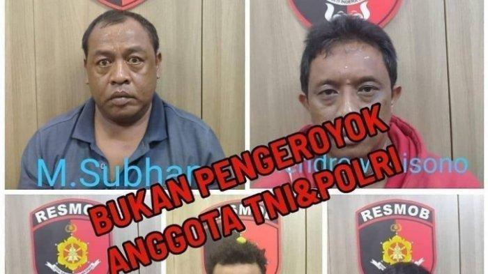 Penjelasan Kapolres Jaksel Soal 5 Foto Pria Disebut Pelaku Pengeroyokan di Melawai: Hoax