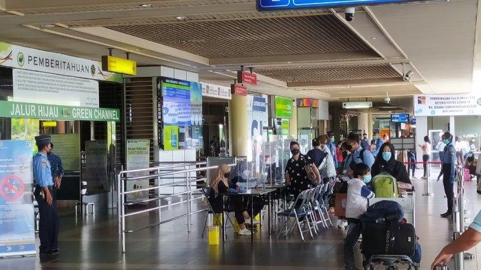 Tren Orang Keluar dari Batam Masih Tinggi Via Bandara Hang Nadim, Capai 3000 per Hari