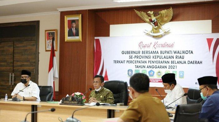 Gubernur Kepri Minta Dukungan Pusat dan Kedutaan Soal Penanganan Kepulangan PMI lewat Kepri