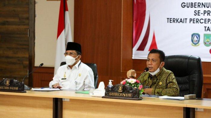 Merespons Pesan Jokowi, Gubernur Kepri Gelar Rakor Soal Penyerapan Anggaran Daerah