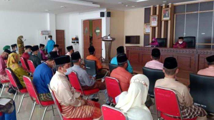 Wabup Anambas Pimpin Rapat Evaluasi OPD, Bahas Realisasi Fisik dan Keuangan Triwulan I