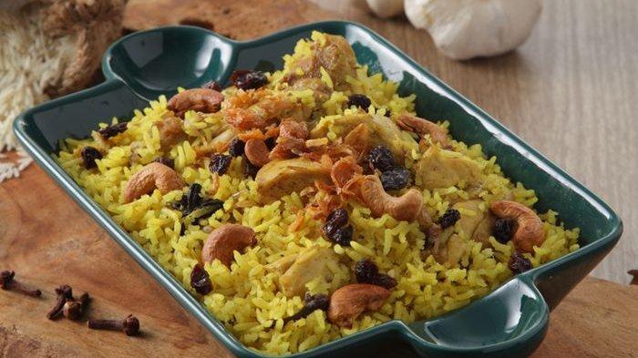 Asal-usul dan Jenis Nasi Briyani, Bisa Jadi Pilihan Kreasi Menu Daging Qurban, Simak Resepnya