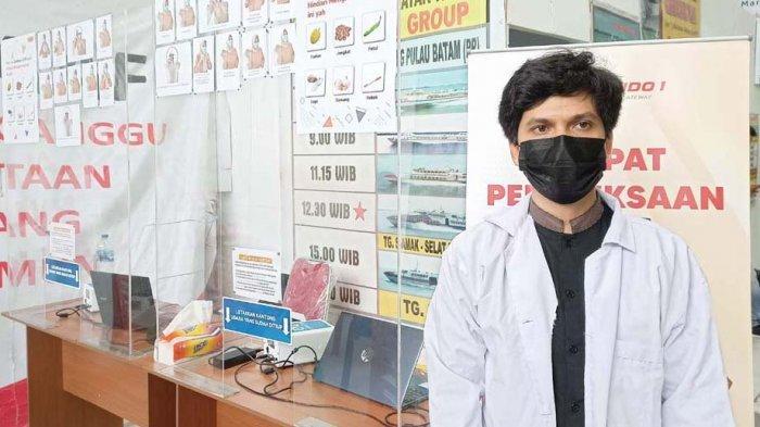 GeNose C19 Sudah Berlaku di Bandara RHA Karimun, Warga Tak Perlu Bayar Mahal Lagi