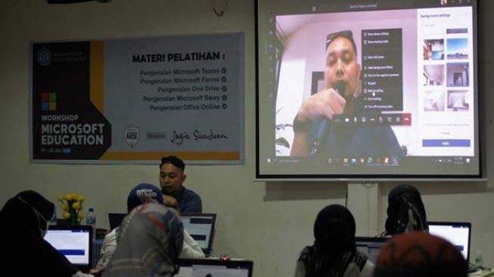 Sekolah Islam Hang Tuah Batam Gunakan Blended Learning, Solusi Pembelajaran di Masa Pandemi
