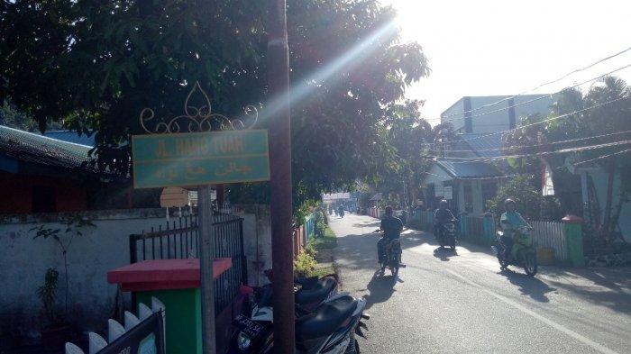 Ulangtahun Kabupaten Anambas, Pemerintah Sediakan Makanan Gratis di Sepanjang Jalan Hangtuah
