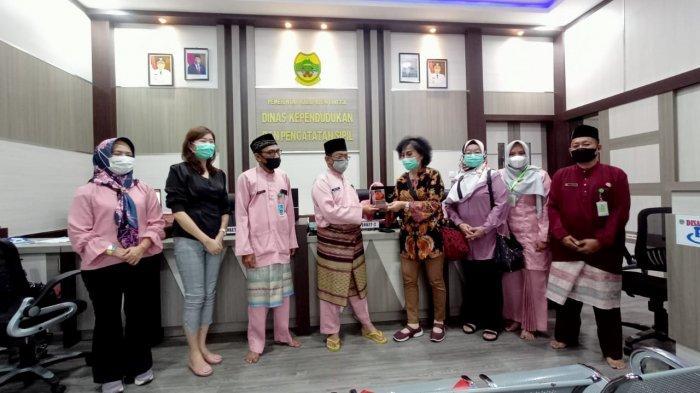 Komisi I DPRD Tanjungpinang Kunker ke Lingga, Bahas Administrasi Kependudukan