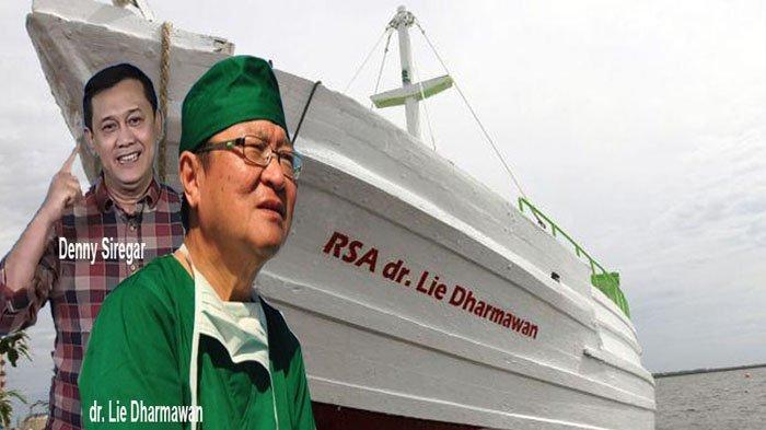 Denny Siregar Buka Donasi Bantuan Karamnya RSA dr. Lie Dharmawan