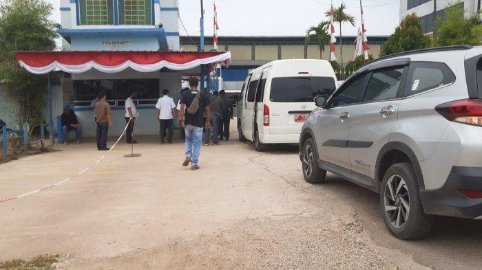 Sidak ke PT Citra Shipyard, Anggota DPRD Batam Marah Tahu Karyawan Kanker Otak Diputus Kontrak