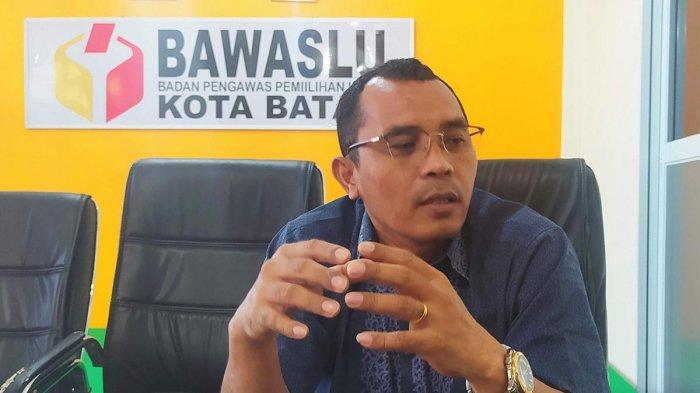 Bawaslu Batam Kaji Laporan terkait Calon Wali Kota Batam HM Rudi, 'Akan Lanjut atau Dihentikan'