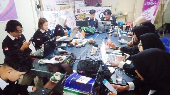 LAWAN Hoaks, AJI Tanjungpinang dan HMIP Gelar Seminar hingga Lomba Video