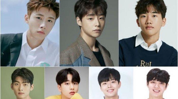 Siapa Pemeran Personel BTS di Drama Korea Youth, Jeon Jin Seo Perankan Jungkook, Gantengan Mana?